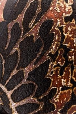 Crest Relic I, 2015 detail